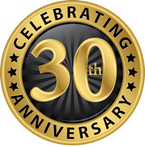 Celbrating 30 years of networking!